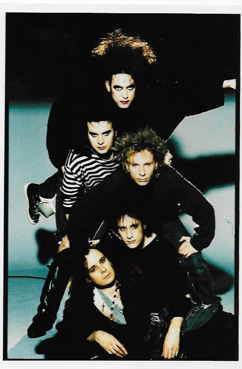 The Cure Front Cover